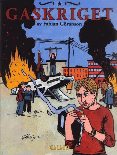 bokomslag Gaskriget