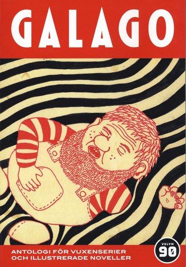 bokomslag Galago Vol. 90