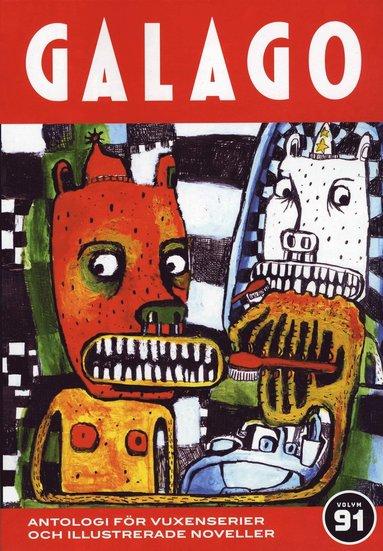 bokomslag Galago Vol. 91