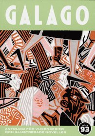 bokomslag Galago Vol. 93