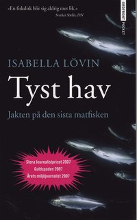 bokomslag Tyst hav - Jakten på den sista matfisken