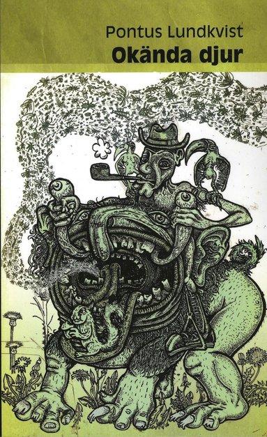 bokomslag Okända djur