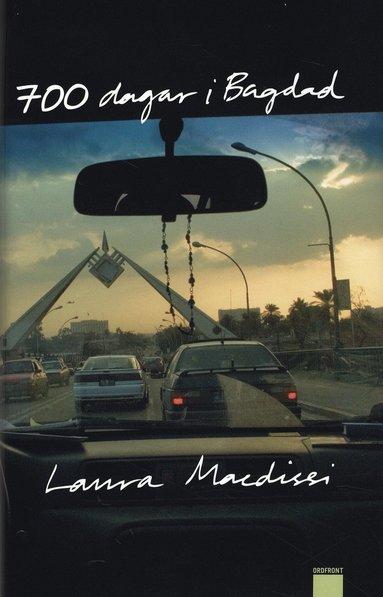 bokomslag 700 dagar i Bagdad