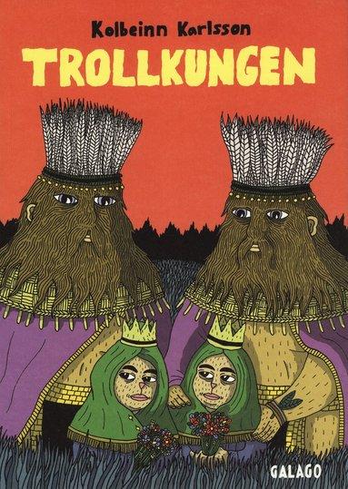 bokomslag Trollkungen