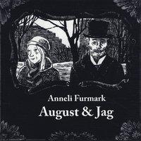 bokomslag August & jag