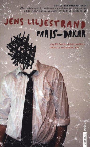 bokomslag Paris-Dakar