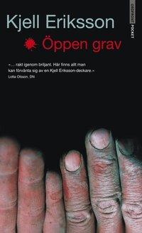 bokomslag Öppen grav