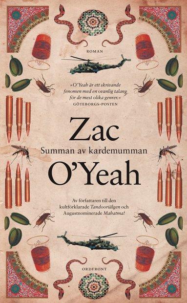 bokomslag Summan av kardemumman : en fruktansvärd roman