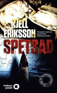 bokomslag Spetsad : ett fall för kommissarie Santos