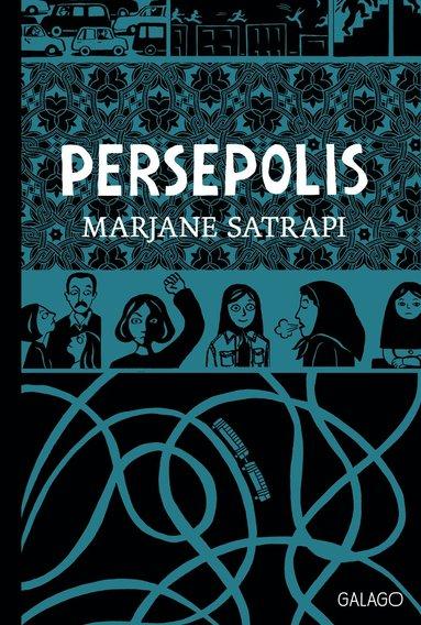 bokomslag Persepolis. D. 1-4