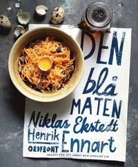 bokomslag Den blå maten : recept för ett långt och lyckligt liv