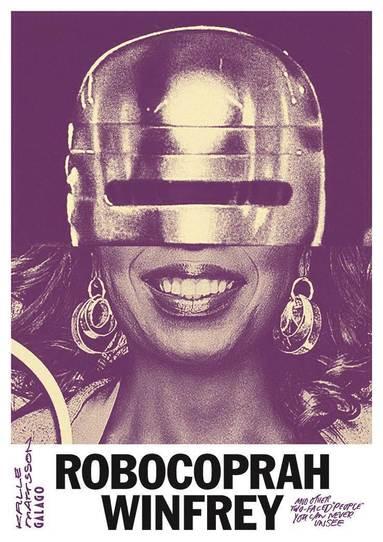 bokomslag Robocoprah Winfrey