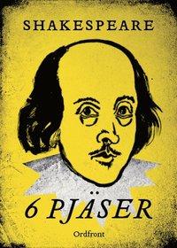bokomslag Shakespeare : 6 pjäser