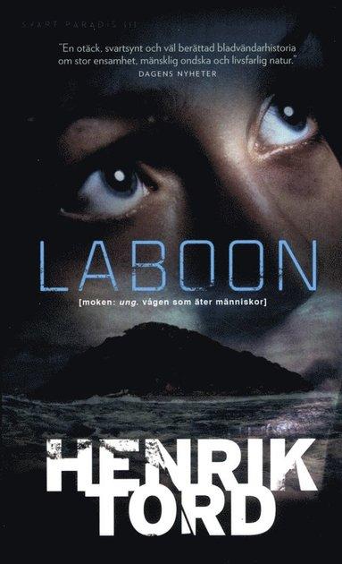 bokomslag Laboon : vågen som äter människor