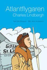bokomslag Atlantflygaren Charles Lindbergh