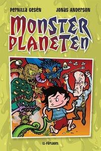 bokomslag Monsterplaneten
