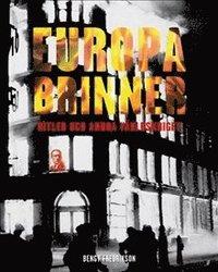 bokomslag Europa brinner : Hitler och andra världskriget