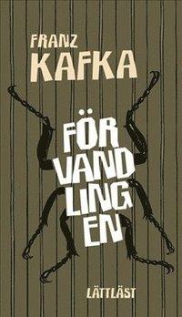 bokomslag Förvandlingen / Lättläst