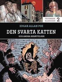 bokomslag Den svarta katten och andra berättelser