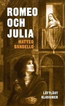 bokomslag Romeo och Julia (lättläst)