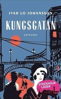 bokomslag Kungsgatan (lättläst)
