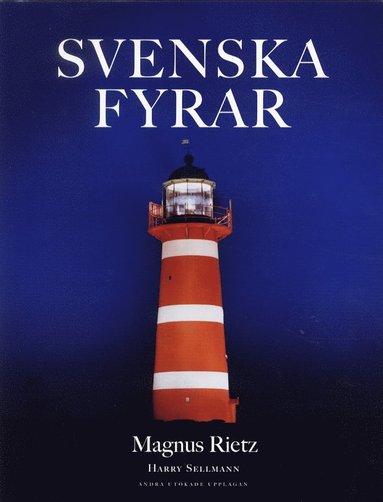 bokomslag Svenska fyrar