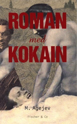 bokomslag Roman med kokain