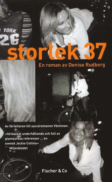 bokomslag Storlek 37 : en roman