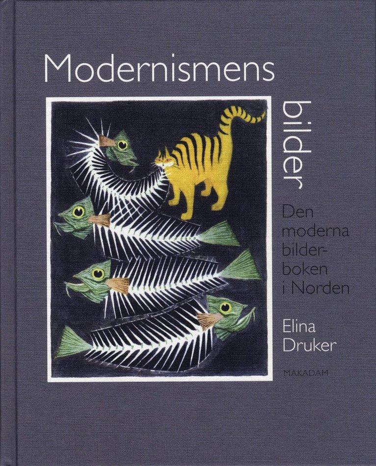 Modernismens bilder : den moderna bilderboken i Norden 1