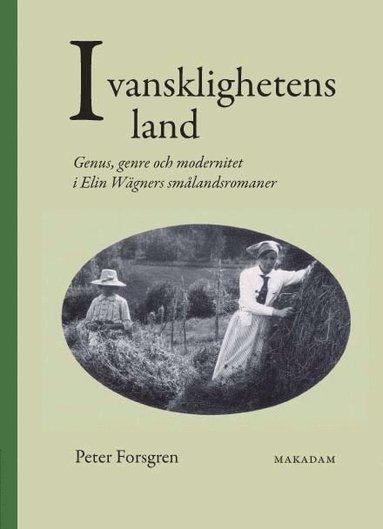 bokomslag I vansklighetens land : genus, genre och modernitet i Elin Wägners smålandsromaner