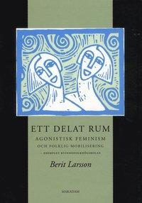 bokomslag Ett delat rum : agonistisk feminism och folklig mobilisering - exemplet kvinnofolkhögskolan