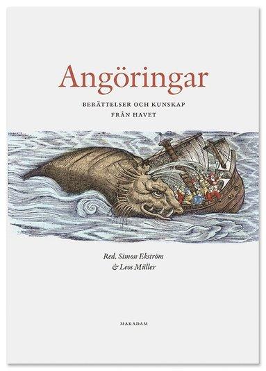 bokomslag Angöringar : berättelser och kunskap från havet