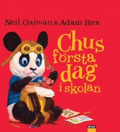 bokomslag Chus första dag i skolan