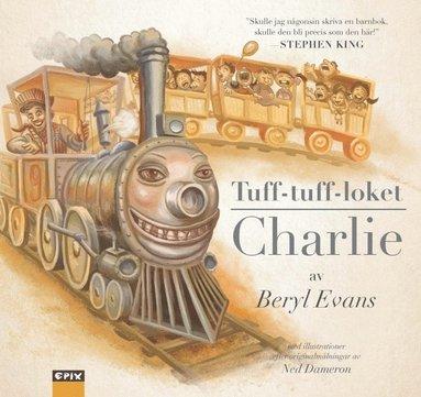 bokomslag Tuff-tuff-loket Charlie