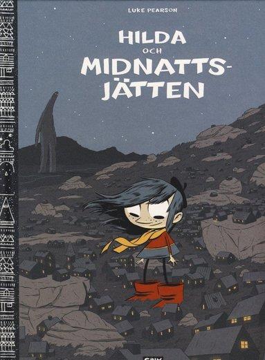 bokomslag Hilda och Midnattsjätten