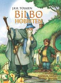 bokomslag Bilbo Hobbiten : bort och hem igen. Förhistorien till Ringarnas herre (storformat)
