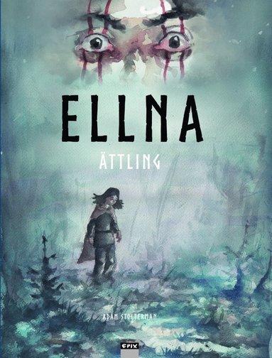 bokomslag Ellna - Ättling