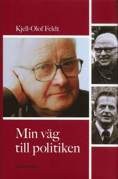 bokomslag Min väg till politiken