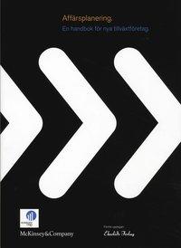 bokomslag Affärsplanering : en handbok för nya tillväxtföretag