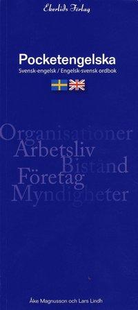 bokomslag Pocketengelska : svensk-engelsk, engelsk-svensk ordbok