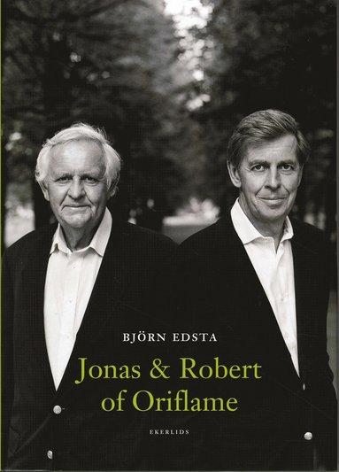 bokomslag Jonas och Robert of Oriflame - Bröderna af Jochnick - Entreprenörer