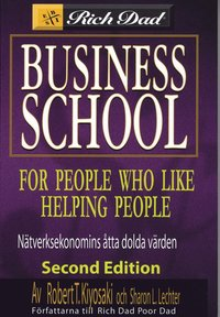 bokomslag Business School For People Who Like Helping People