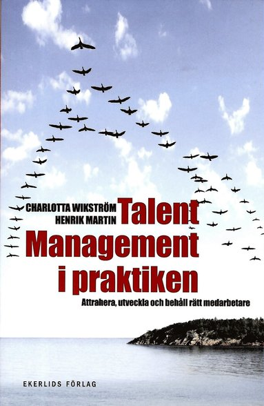 bokomslag Talent management i praktiken : attrahera, utveckla och behåll rätt medarbetare