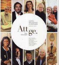 bokomslag Att ge : samtal med svenska filantroper