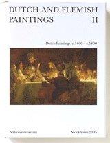 bokomslag Dutch and Flemish Paintings II
