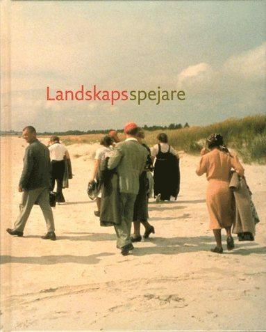 bokomslag Landskapsspejare
