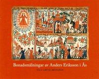 bokomslag Bonadsmålningar av Anders Eriksson i Ås