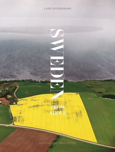 bokomslag Sweden from above