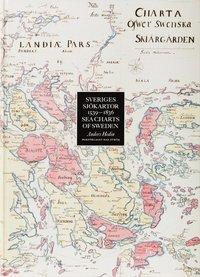 bokomslag Sveriges sjökartor : 1539-1836