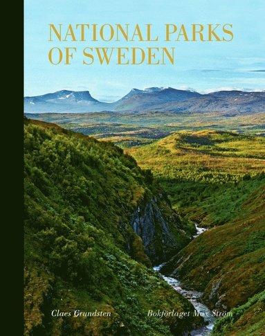 bokomslag National parks of Sweden (kompakt)